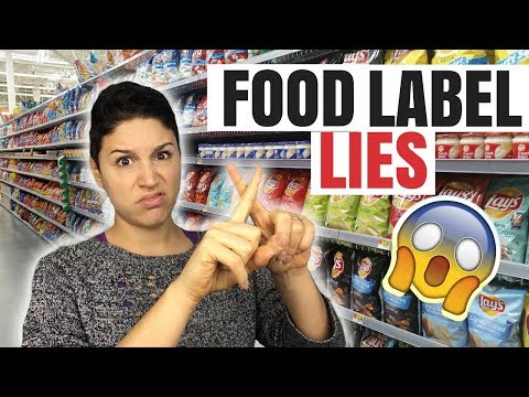 EXPOSING Healthy Food Brands!! | FOOD LABELS EXPLAINED