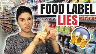 EXPOSING Healthy Food Brands!! | FOOD INGREDIENT LABELS EXPLAINED