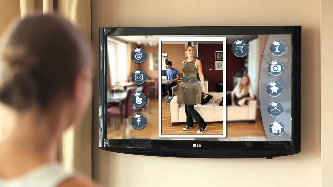 Virtual Fitting Room By Fitting Reality Youtube