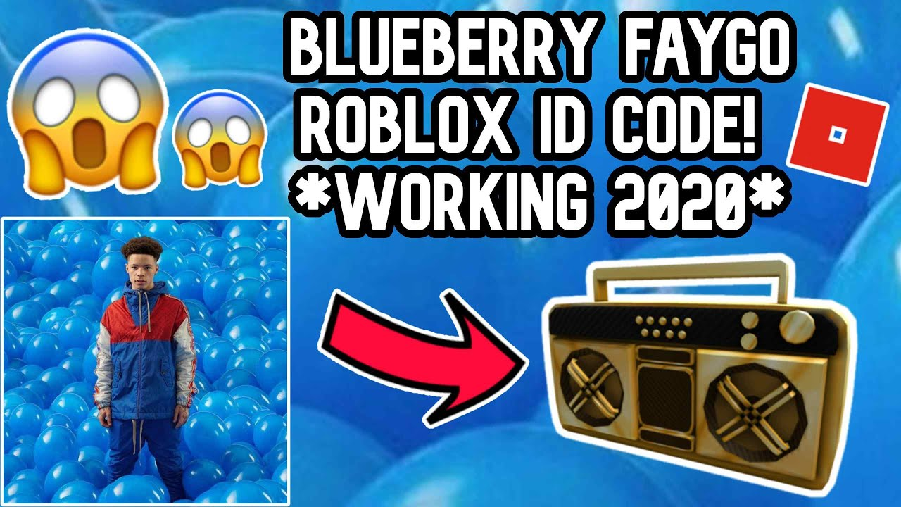 Roblox Song Id Blueberry Faygo Clean Lil Mosey Blueberry Faygo Roblox Id Code Working 2020 Youtube
