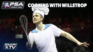 Squash: Cooking with James Willstrop