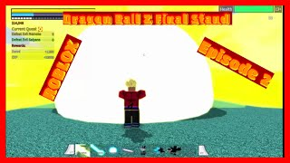 All action ROBLOX ep2 (Dragon ball Z Final Stand) Pt2