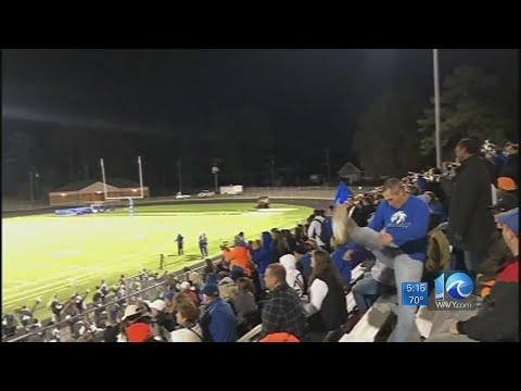 Some Guy Named Tias - York High School Cheer Dad goes viral