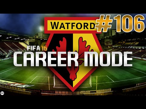 FIFA 16 CAREER MODE | #106 | Champions League Final v Barcel