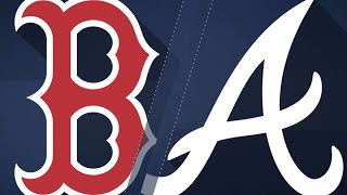 Pearce drives in 3 as Red Sox down Braves: 9/4/18