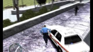 GTA IV: LCPDFR on Patrol - Garbage Truck Violation + Pursuit of PRIUS!