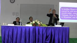 Economic Globalization and Economic Challenges facing Cambodia by Dr. Benny Widyono 2/4