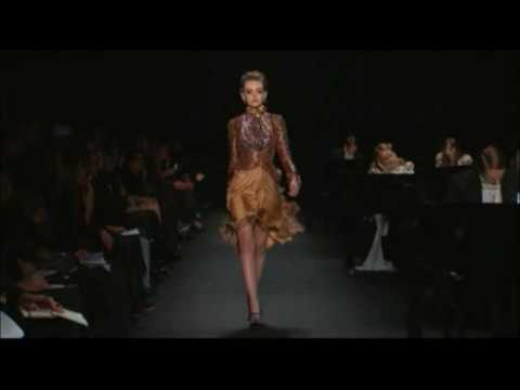 Zac Posen: Fall 2009 Fashion Show [HQ]