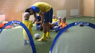 Footyball - Футбол для детей от 3х лет.Киев. Мой сыночек на тренировке.