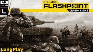 PC - Operation Flashpoint: Dragon Rising - LongPlay [4K]