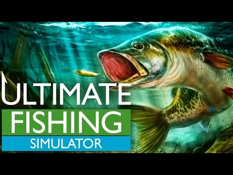 Ultimate Fishing Simulator - Teach A Man To Fish...