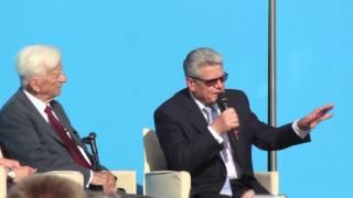 Podiumsgespräch Bundespräsident - Weizsäcker - Herzog - Gauck - Bürgerfest Bellevue 2012