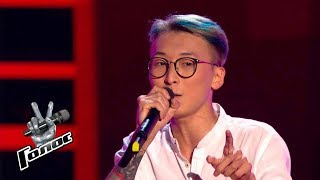Yurii Pak «Gangnam Style» - Blind Auditions - The Voice Russia -Season 7