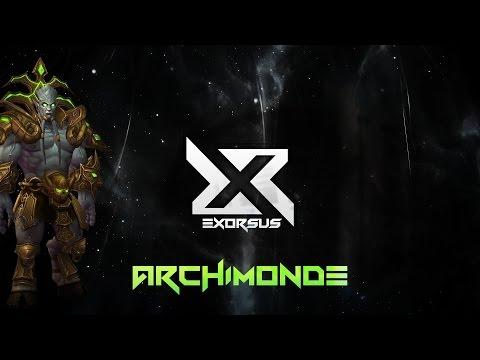 Exorsus vs Archimonde Mythic World 3rd