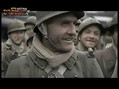 الحرب العالمية الثانية بالتفاصيل (1-6)