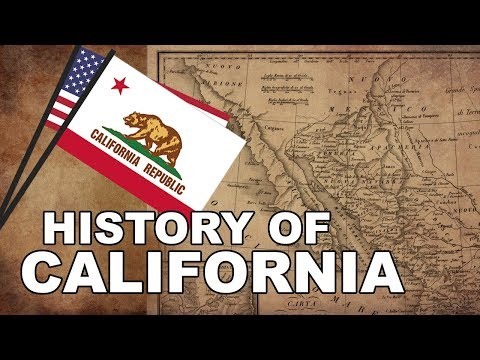 History of California | The Animated Californian History In a Nutshell
