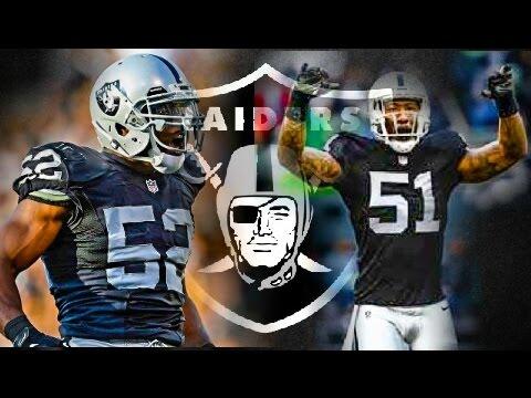Khalil Mack & Bruce Irvin  ||Slash Brothers|| Oakland Raiders Highlights