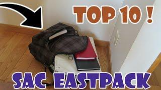 TOP 10 DES SECRETS DES SACS EASTPACK (les tops 10 en sueur !)