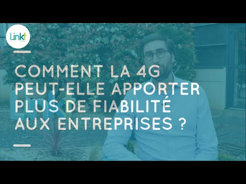 Interview d'Experts | Denis nous parle des avantages de la solution 4G