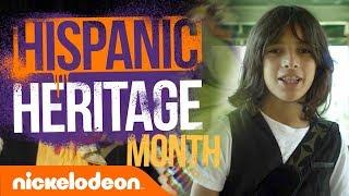 Nickelodeon Celebrates 🎉 Hispanic Heritage Month | Nick