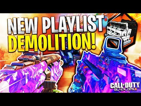 *NEW* FEATURED PLAYLIST FUN ON BLACK OPS 3!?