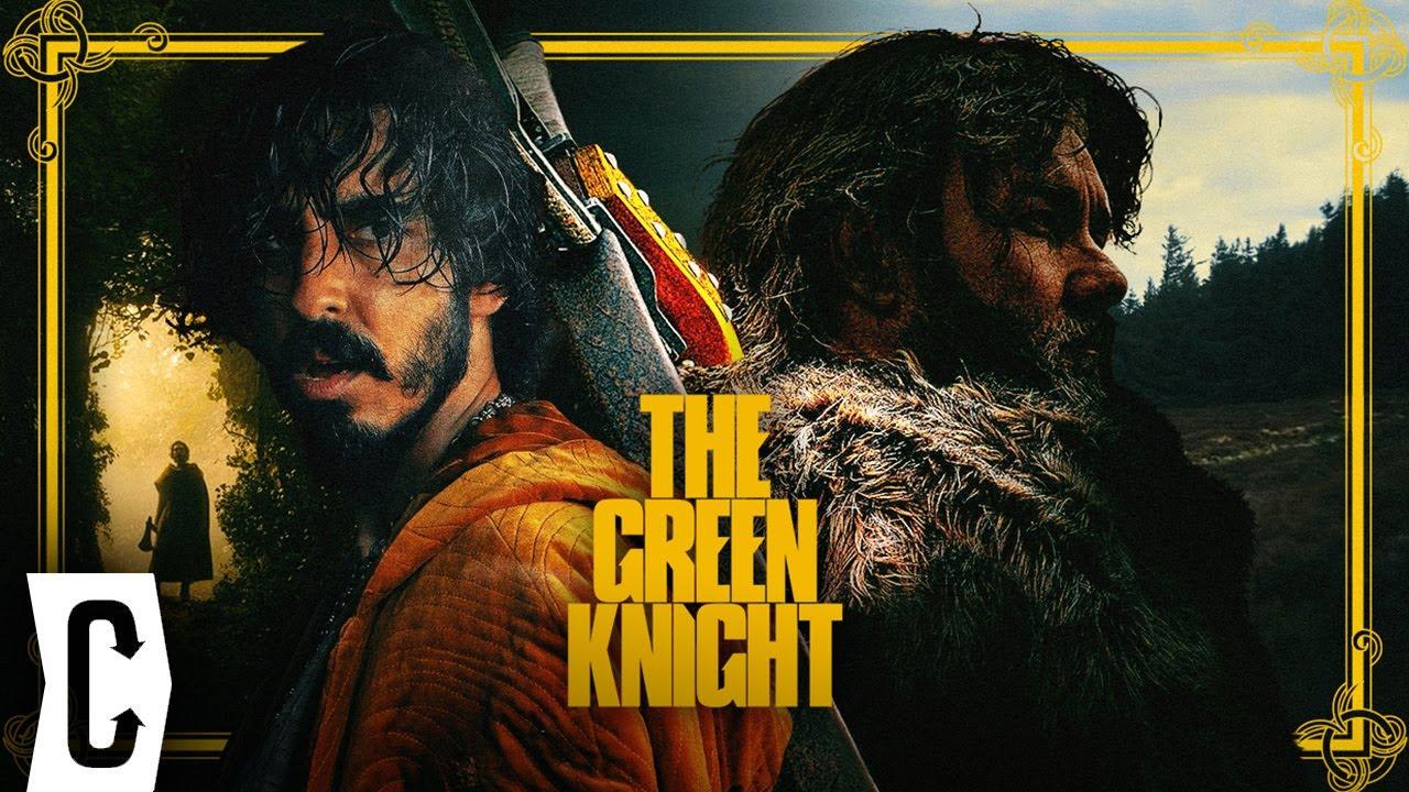 The Green Knight: Dev Patel and Joel Edgerton on David Lowery's Fantastic Film