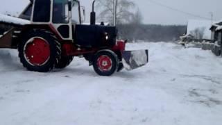 Юмз и снег