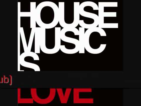 House Music is Love - compiled & mixed by Henri Kohn (Promotional Video)