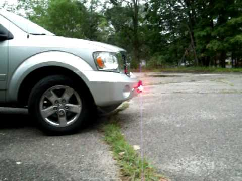 Dodge Durango Police Lights And Sirens Elite Emergency