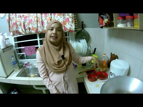 Menu Malaysia : Sardin masak asam
