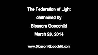 Blossom Goodchild - Channeling - March 26, 2014