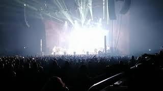 Sabaton Angeles calling (feat. Apocalyptica) live Helsinki Finland 23.11 2019