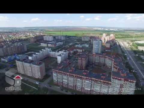 Жилые микрорайоны 1В, 2В, 4В, 5В + Рината Галеева (г. Альметьевск/ДОМКОР)
