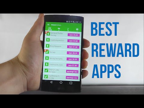 Best Apps to Earn Rewards on your Android in 2016 (Updated L