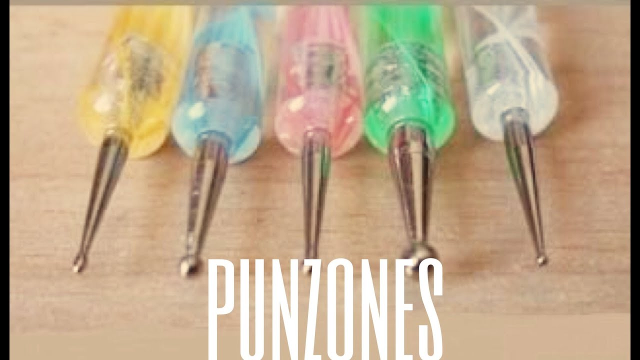 ★DIY: Punzones para decorar tus uñas!! - YouTube