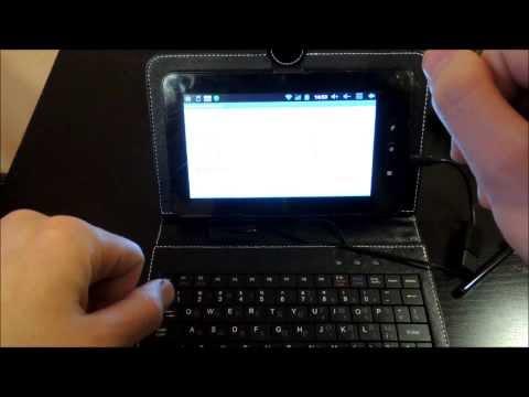 Как поменять язык на клавиатуре для планшета