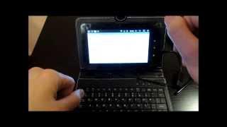 Зміна мови(розкладки) на чохлах з клавіатурою.