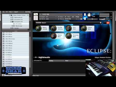Big Fish Audio Eclipse Ambient Guitars Review - SoundsAndGear