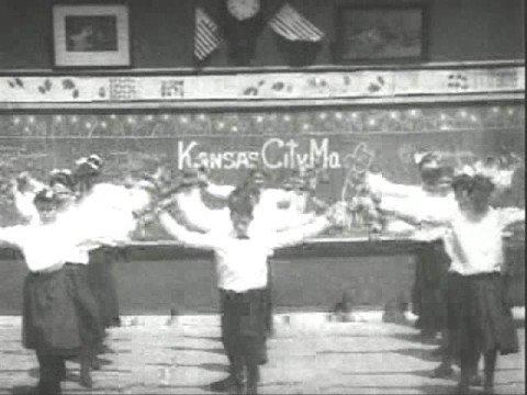 Vintage Kansas City School Days