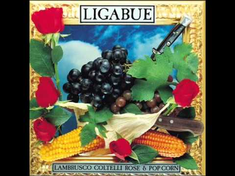Ligabue - Lambrusco e Pop Corn (Lambrusco, coltelli, rose & pop corn)