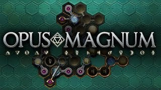 Opus Magnum - Turning Lead into Tin Doesn