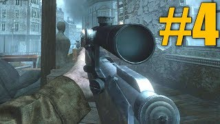 Call of Duty: WaW Walkthrough - Part 4 - Vendetta! (Campaign - PC Ultra Settings))