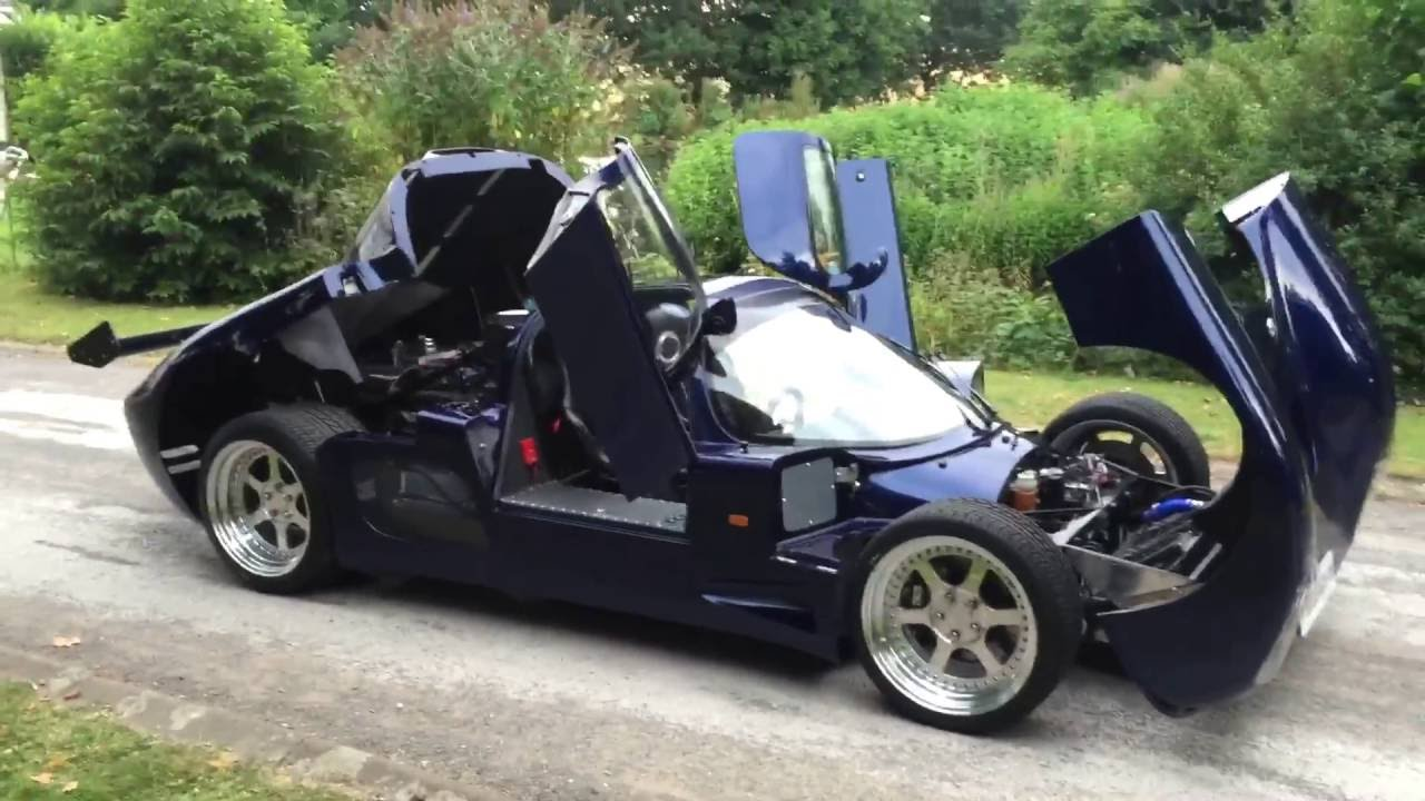 Ultima GTR 2002/02 For Sale at www.shmooautomotive.co.uk - YouTube