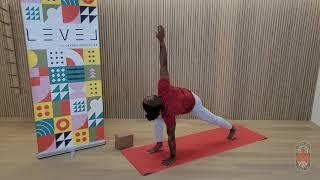 emPOWERed Yoga Warrior Apr 2 2021