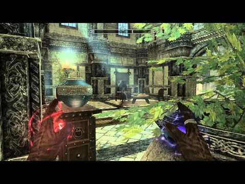 Skyrim Dawnguard: Vampire Radiant Quest, Deceiving the Herd