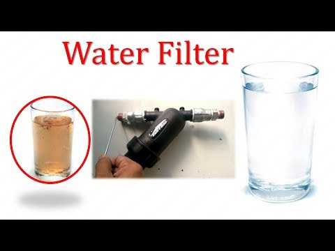 Water Filtration & Purification