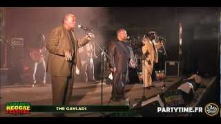 THE GAYLADS - LIVE at Garance Reggae Festival 2012 HD by Partytime.fr