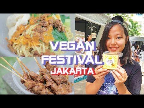 🌱 Jakarta Vegan Festival || Central Park Mall