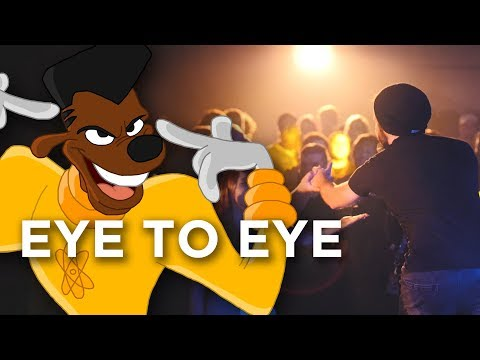 EYE TO EYE - Disney's Goofy Movie (Rock / Pop Punk cover) - Jonathan Young & Caleb Hyles
