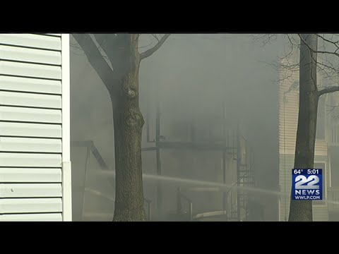 Cause of Powdermill Village Apartments fire in Westfield released